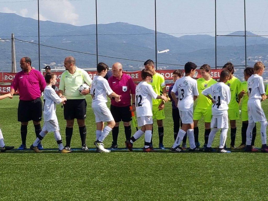 #CoupeNationaleU13 #Pitch 1ère Journée:AS Furiani-Agliani 0-2 EFBBonne continuation les enfants pour la suite, et petite parenthèse au passage pour souhaiter un joyeux anniversaire à Nicolas Aiello qui fête aujourd'hui ses 13 ans!!!   - FestivalFocus