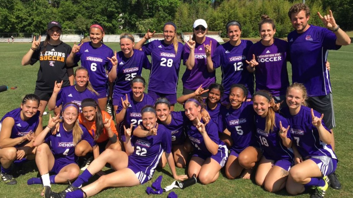 NSU Soccer on Twitter: