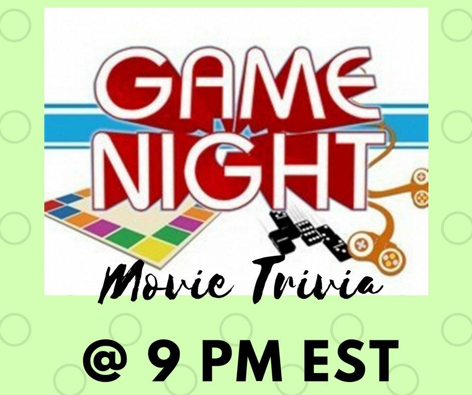 #lularoegamenight #lularoe #partytime #lularoegames Join Us LIVE On The  Facebook VIP Page For Movie Trivia Night!! ...