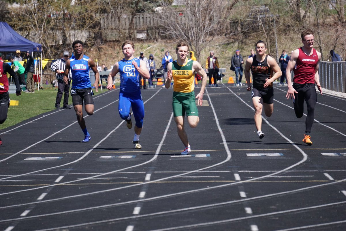 Preble Track on Twitter: