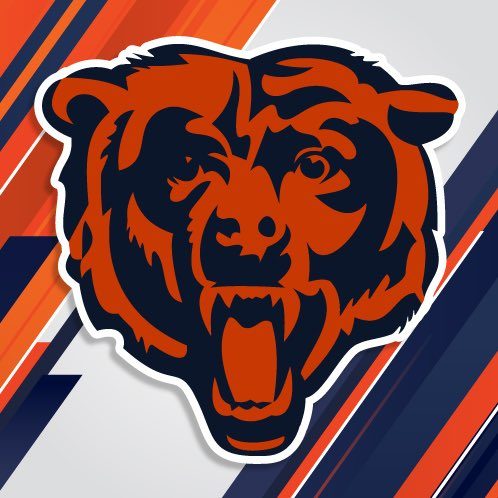 Went from having to try-out for a Division 3 program to signing with the Chicago Bears. Man today is a Great Day! #Blessed #PassionPurposePursuit  #BearDown 🔷🔶🐻