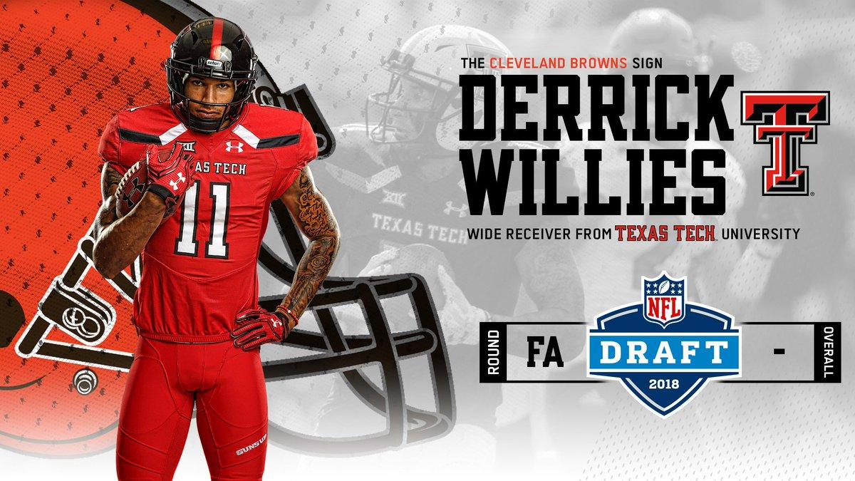 Derrick Willies Jersey
