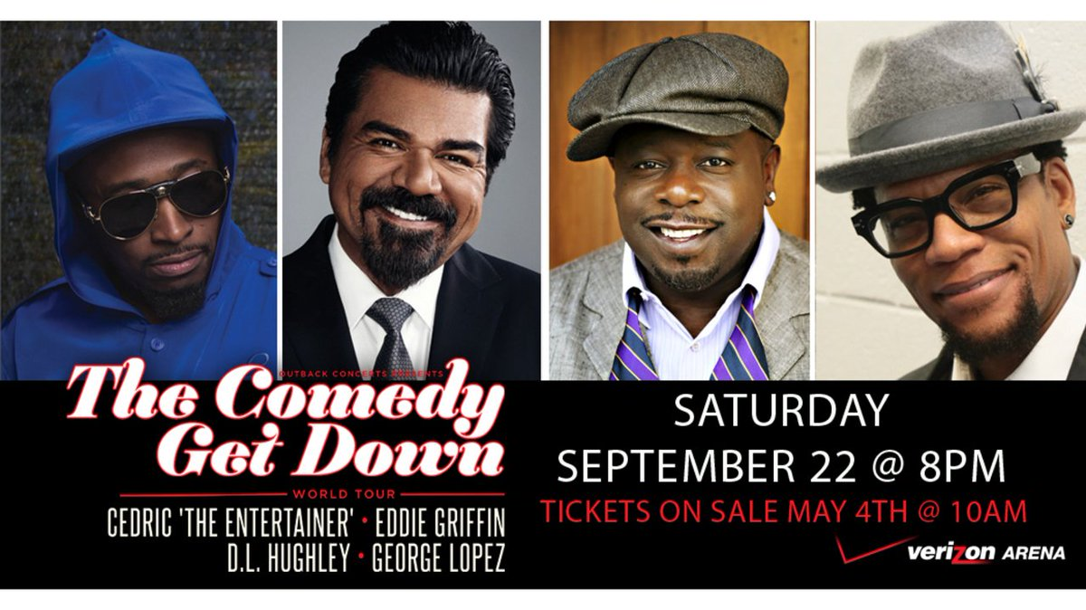 2a7a773bc1142 the comedy get down tour coming to little rock