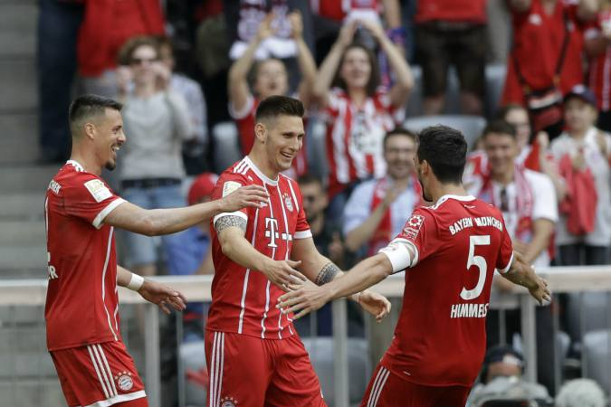 Bundesliga | Bayern Munich goleó al Eintracht Frankfurt