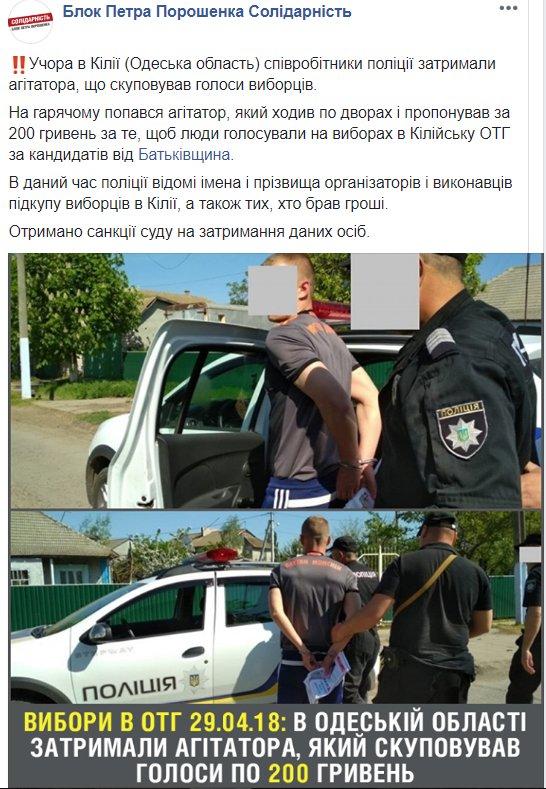 Вибори в ОТГ на Харківщині: поліція відкрила дві справи за підкуп виборців - Цензор.НЕТ 4066