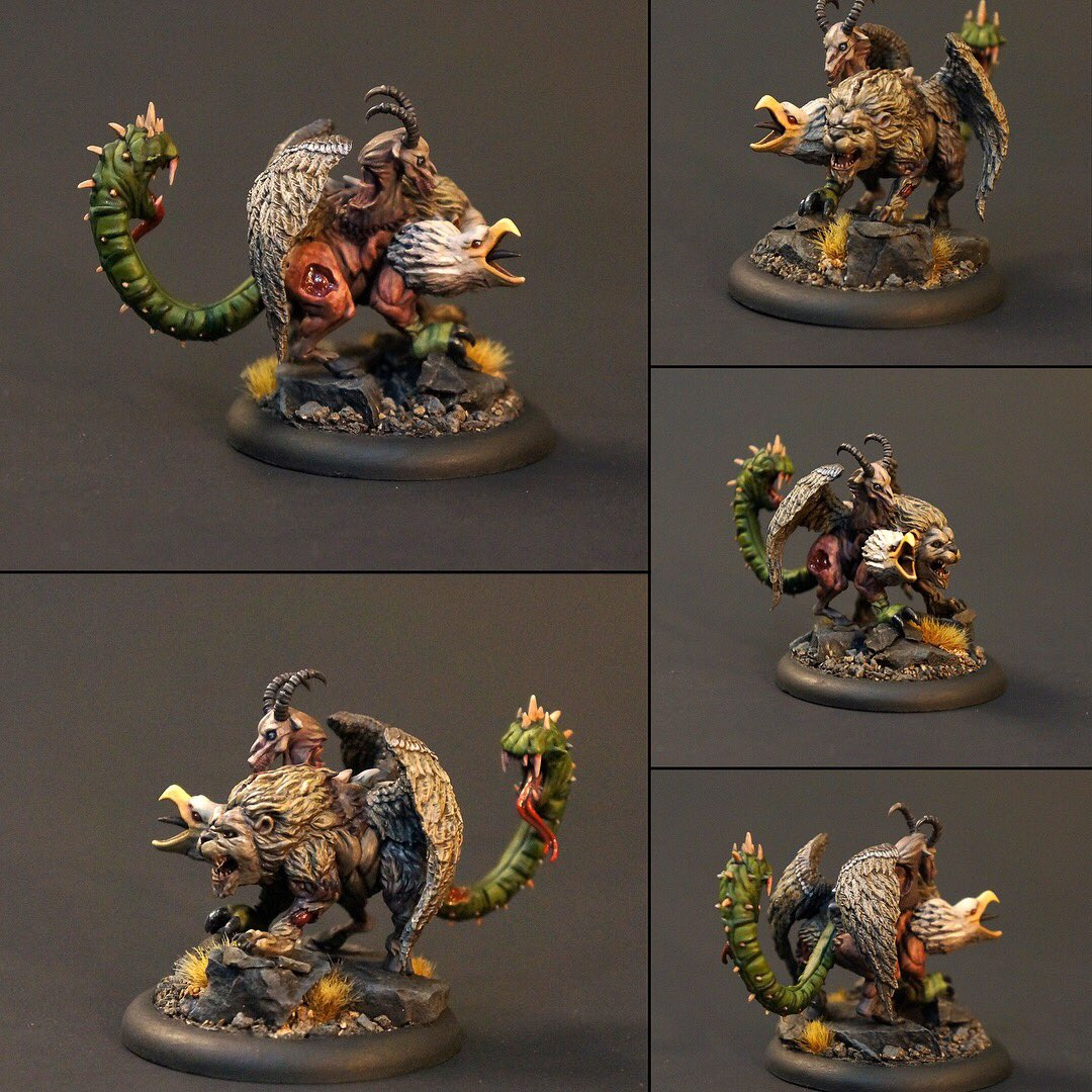 Malifaux Rogue Necromany M@E Wyrd Miniatures