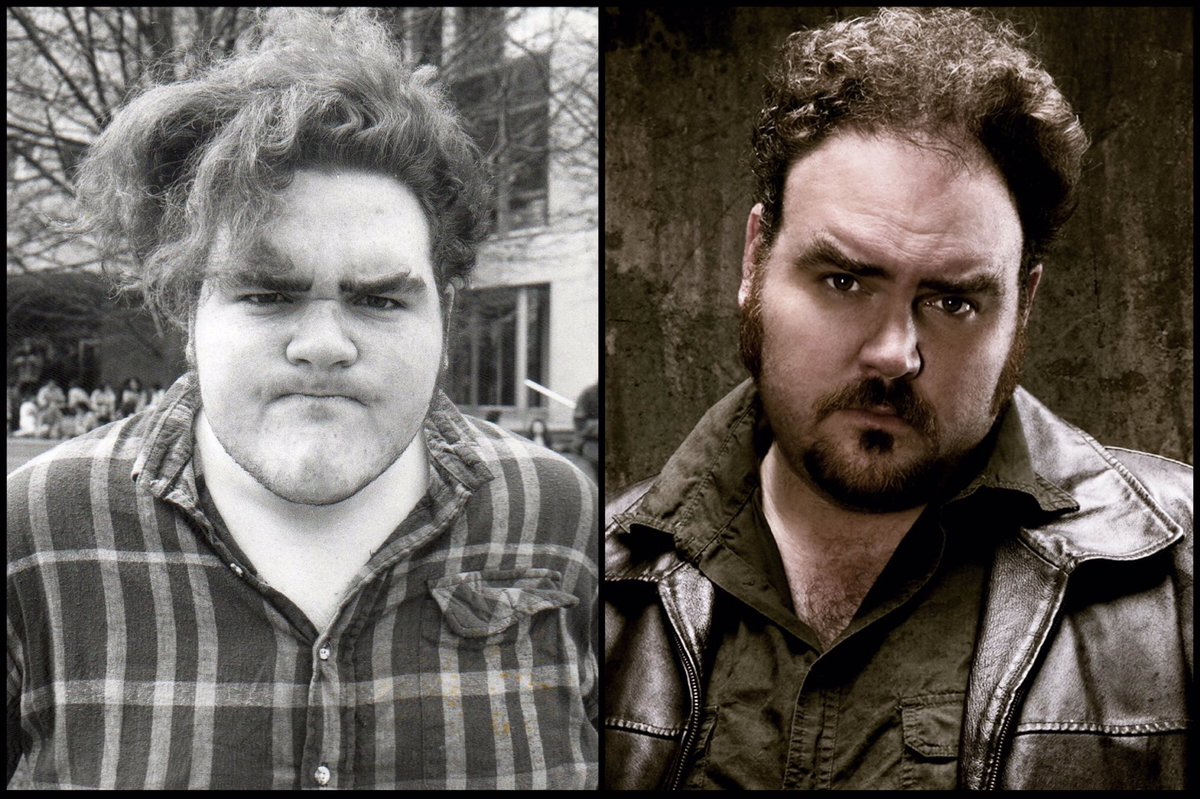 Jon Schnepp On Twitter Flavor Nuggets Dropped On Oldheadshotday St From  Fromsaic F Magazine Then  From Vonswank Headshot Headshots