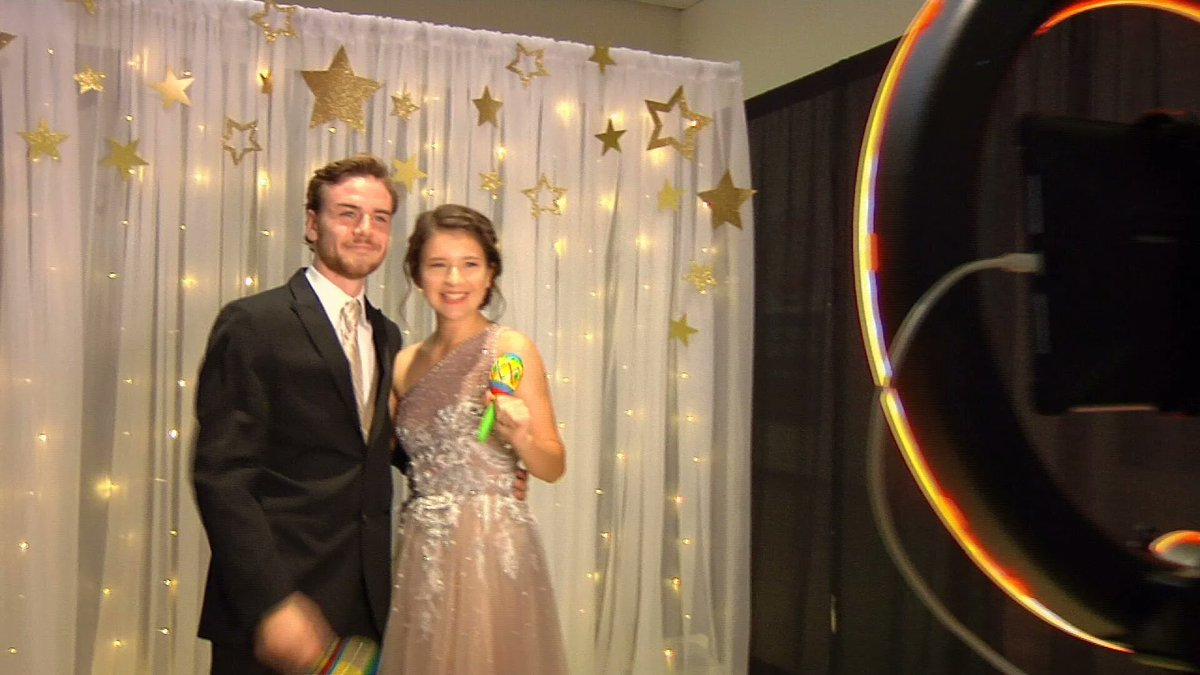... of Rockport didn't let anything stand between them and a teenage  tradition: prom. ...