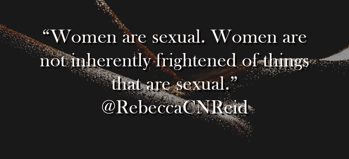 Many women have a powerful #sex drive! #quotes https://t.co/jjA5tNvhI2