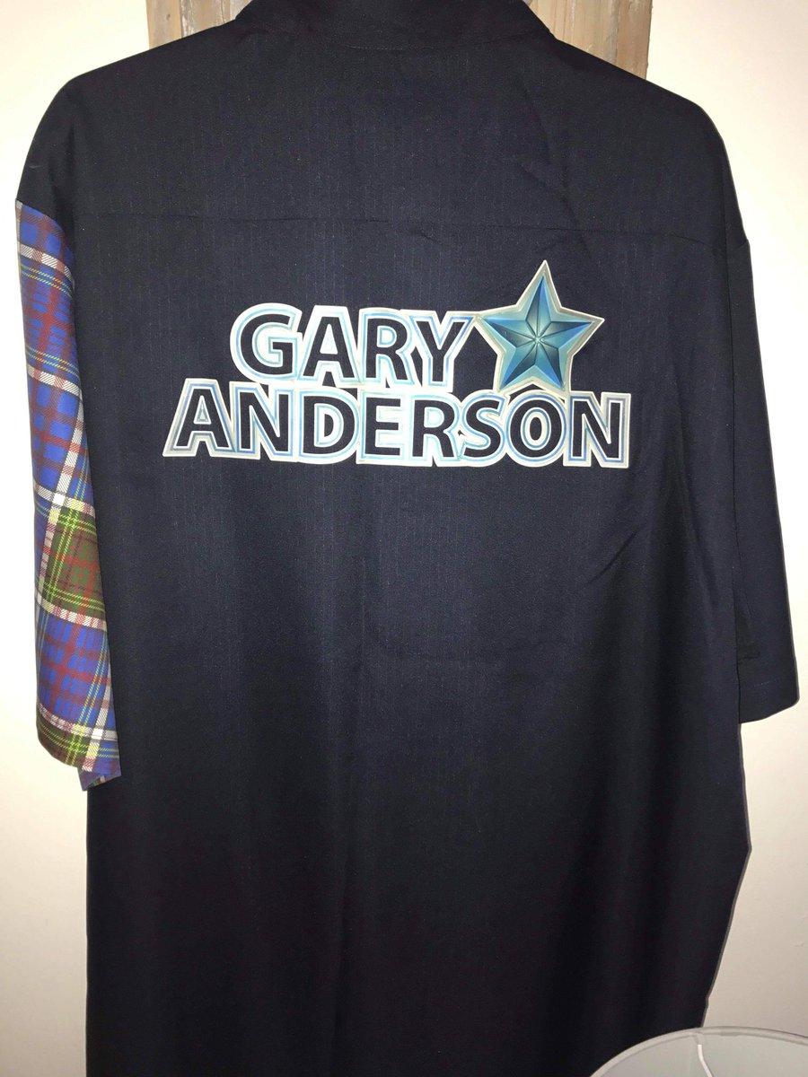 Gary AndersonVerified account @GaryAnderson180