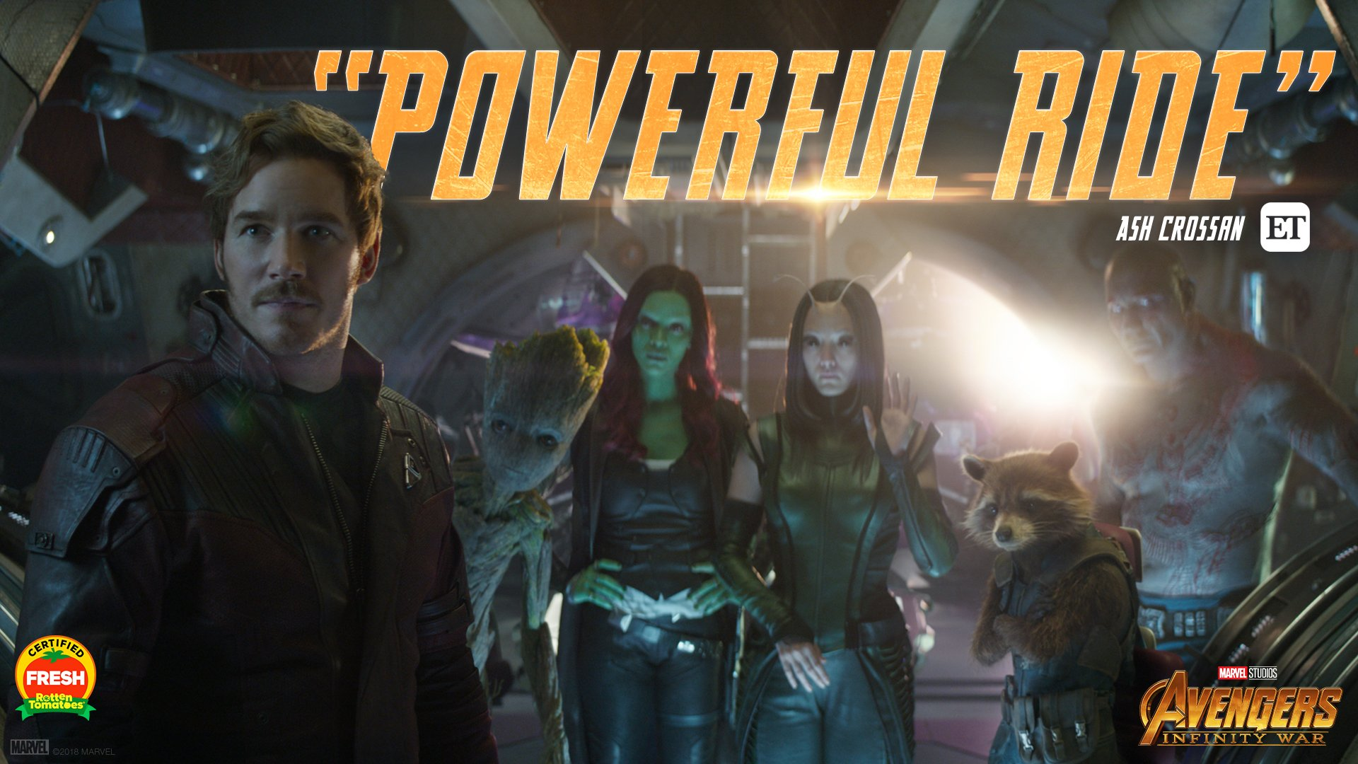 See Marvel Studios' 'Avengers: #InfinityWar' in theaters NOW. Get tickets: https://t.co/kctg8VCi1V https://t.co/rKCM08uk4H