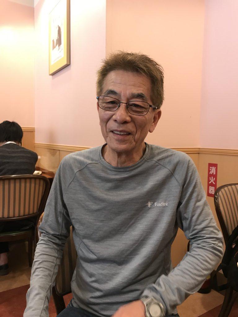 "Yoshiyuki Mori on Twitter: ""安達かおる監督に会ってきたよw… """