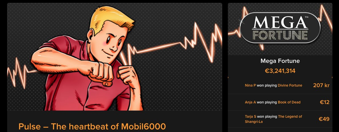 Pulse - Heartbeat of Mobil6000 - Mobil6000