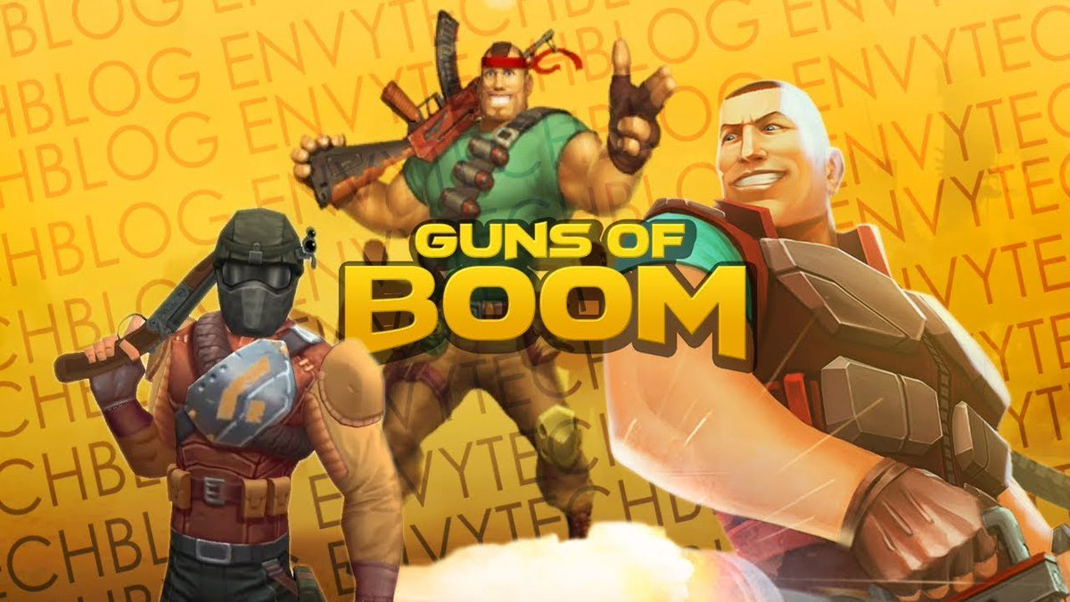 guns of boom читы на деньги