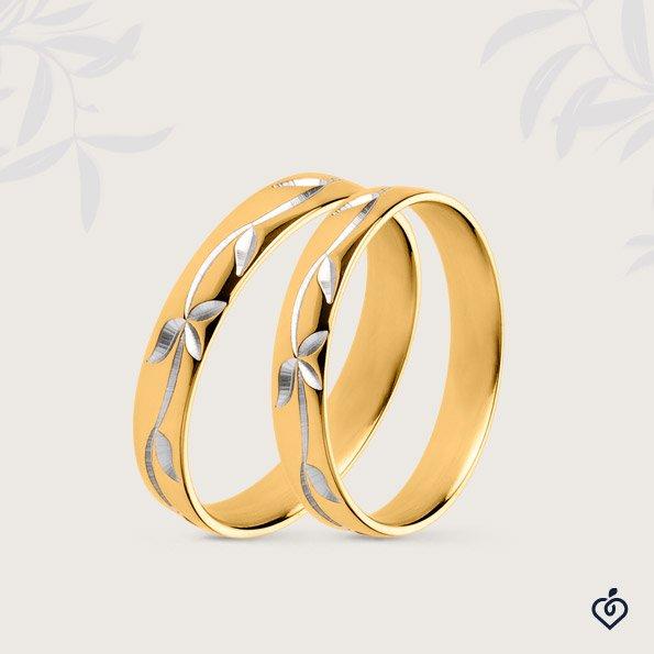 Schmuck Edenly On Twitter Hochzeit Dieses Set Von Zwei Ringen