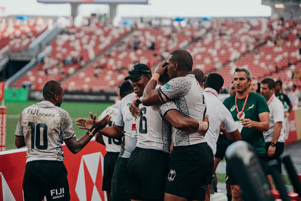 Take a bow @fijirugby . 👏 What a final. What a win. Champions. 🏆