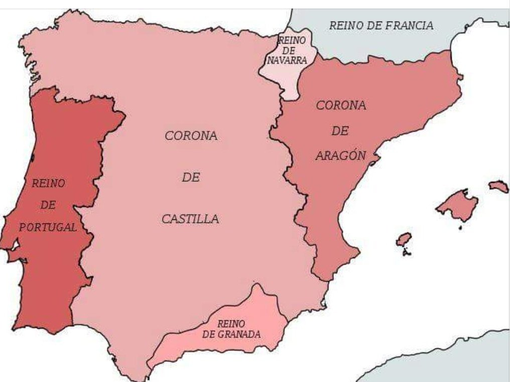 Granada Cataluna Aragon Castilla