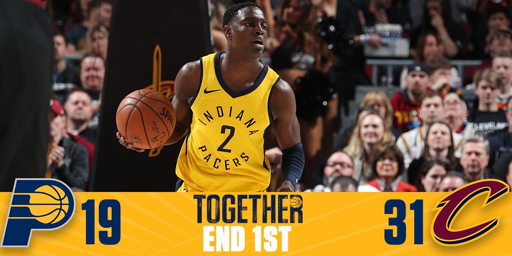 One quarter down. https://t.co/JQgFSEFJ14