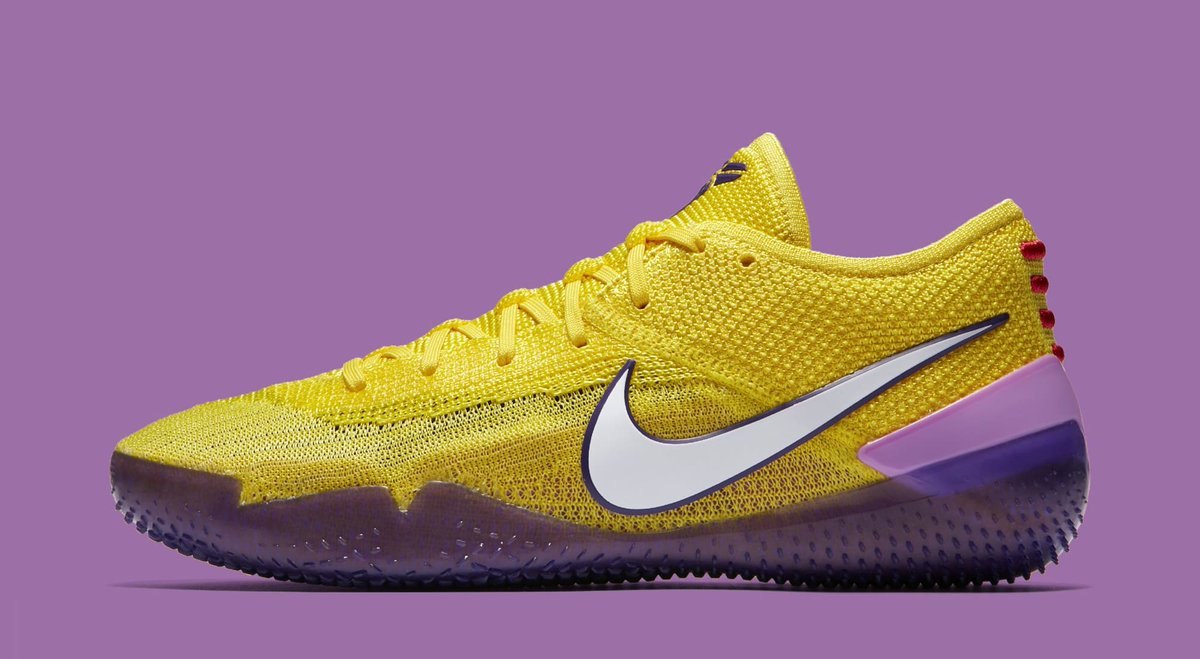 uk availability dc3df 193c4 A nike kobe a.d. nxt 360 for lakers fans: - scoopnest.com