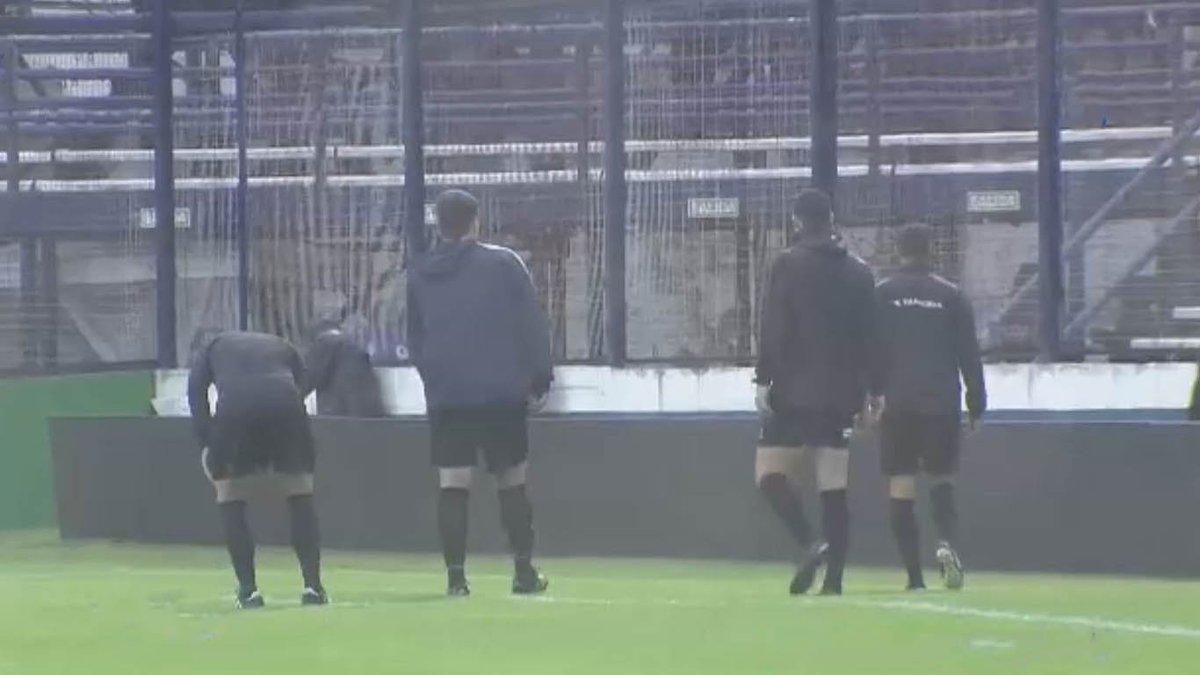 Superliga | Gimnasia-Boca fue suspendido y se jugará el 9 de mayo