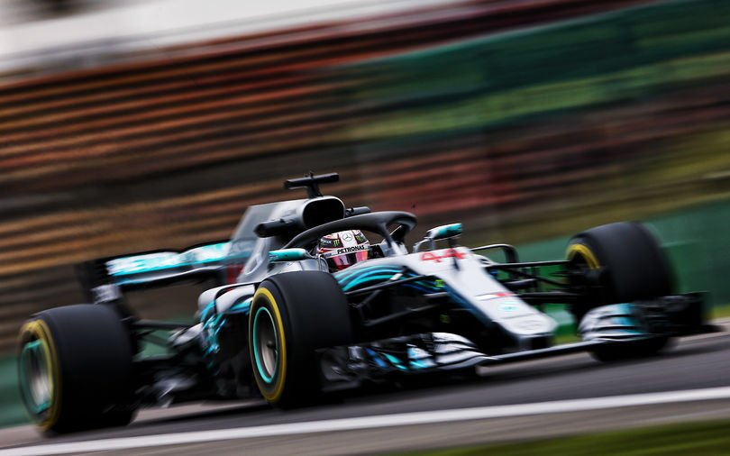Lewis Hamilton wins the Azerbaijan Grand Prix