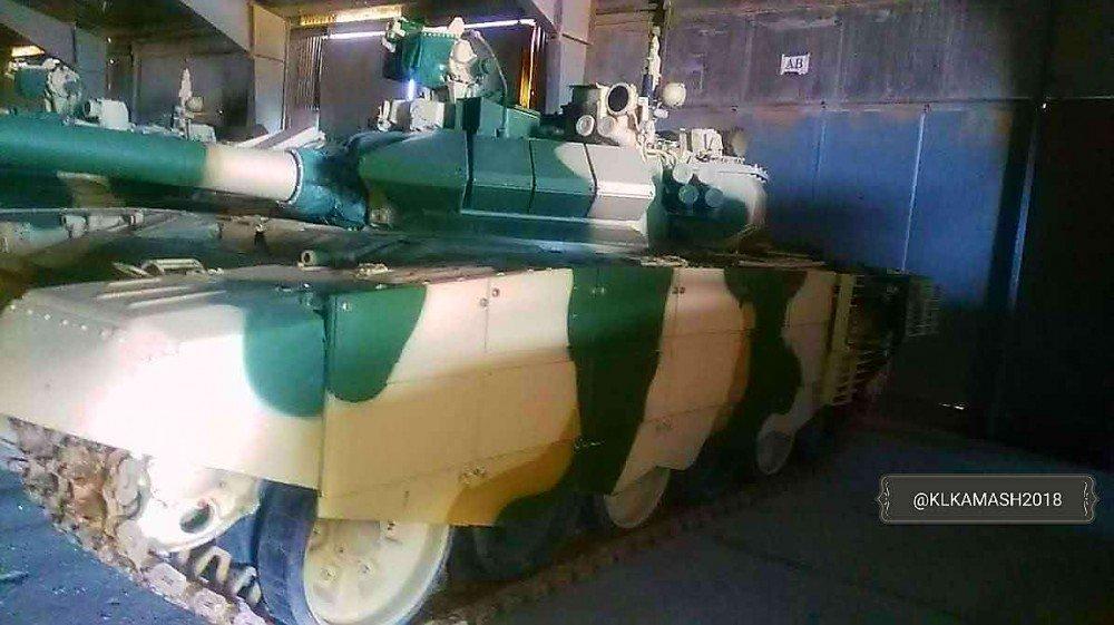 العراق اشترى دبابات T-90 الروسيه !! - صفحة 12 Db9Lxb9XcAAPlOK