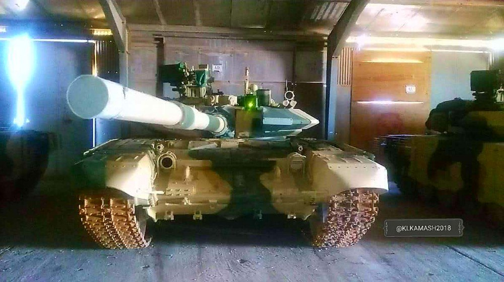 العراق اشترى دبابات T-90 الروسيه !! - صفحة 12 Db9LxcBXkAEVlWJ