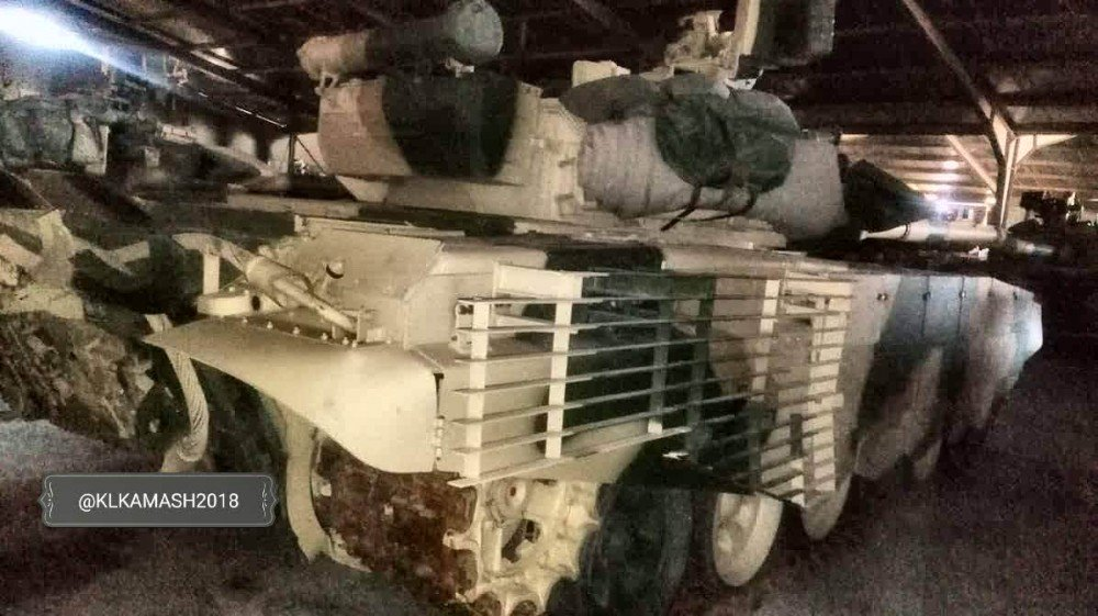 العراق اشترى دبابات T-90 الروسيه !! - صفحة 12 Db9LxcOW4AEauFx