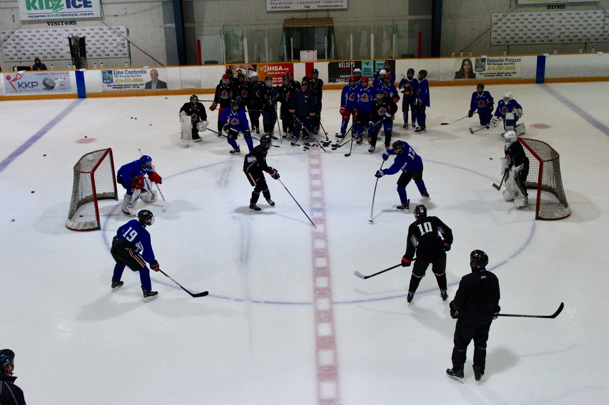 Ontario Hockey Federation On Twitter Small Area Games Are The