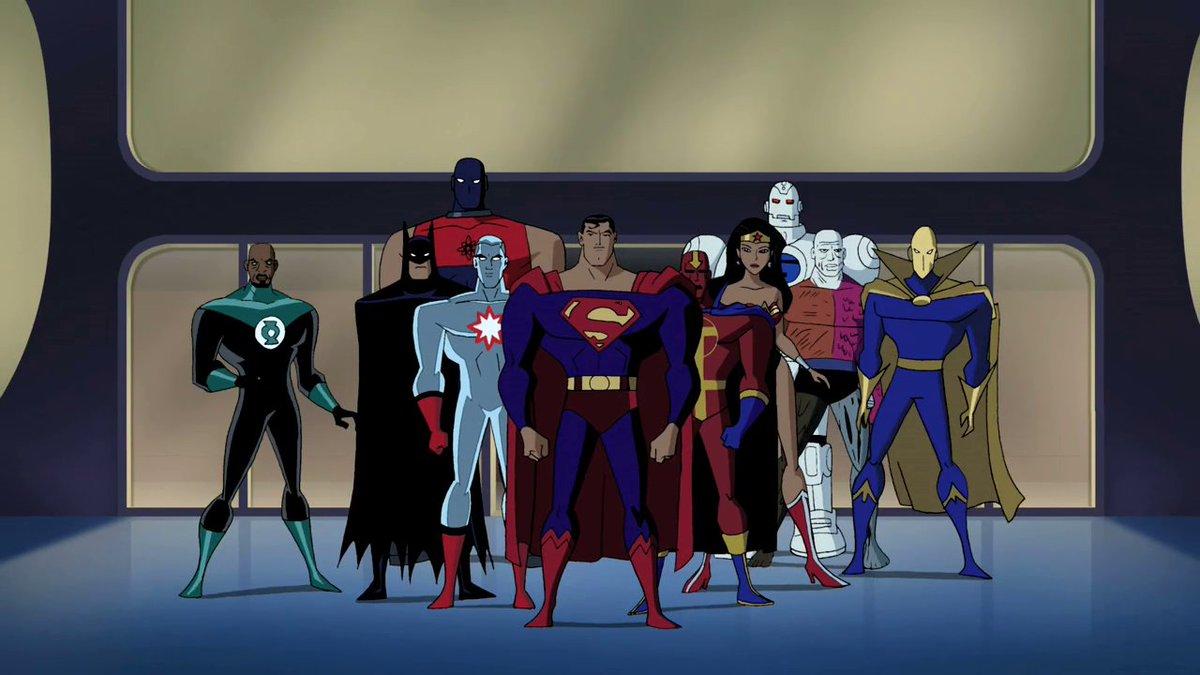 Justice league unlimited, sandra dewi sex