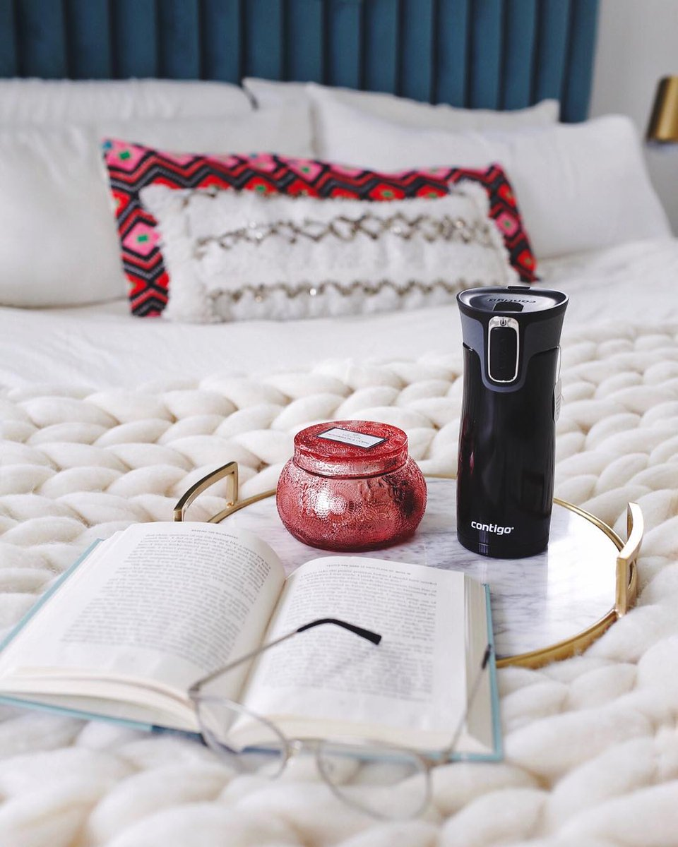 Whether it's coffee and journaling or hot tea and a good book - what does your #LazySunday look like? #GoContigo #Contigo https://t.co/fNNu3CW1fF