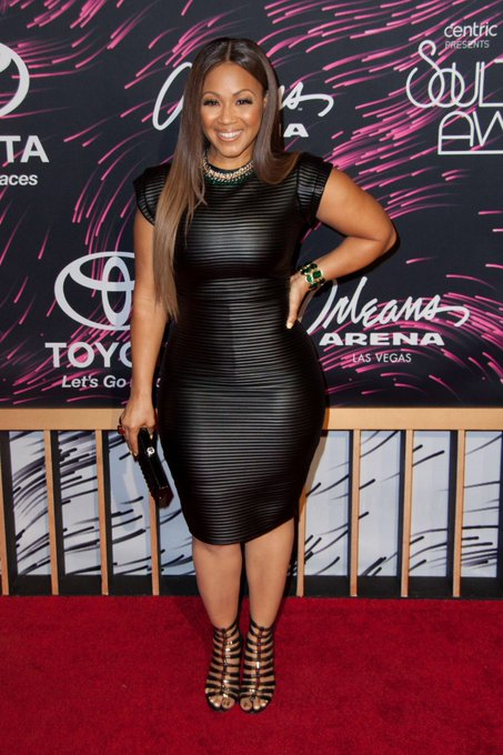 Happy 46th Birthday Erica Campbell