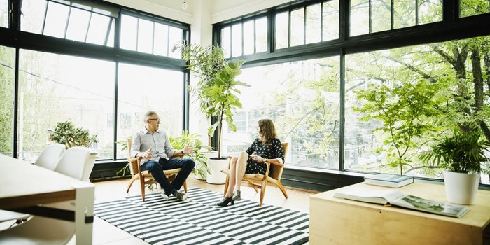 How to Add Plants to an Office to Make Employees More Focused and Productive #greenwalls #biophilia https://t.co/Hoi8O4cB9Y