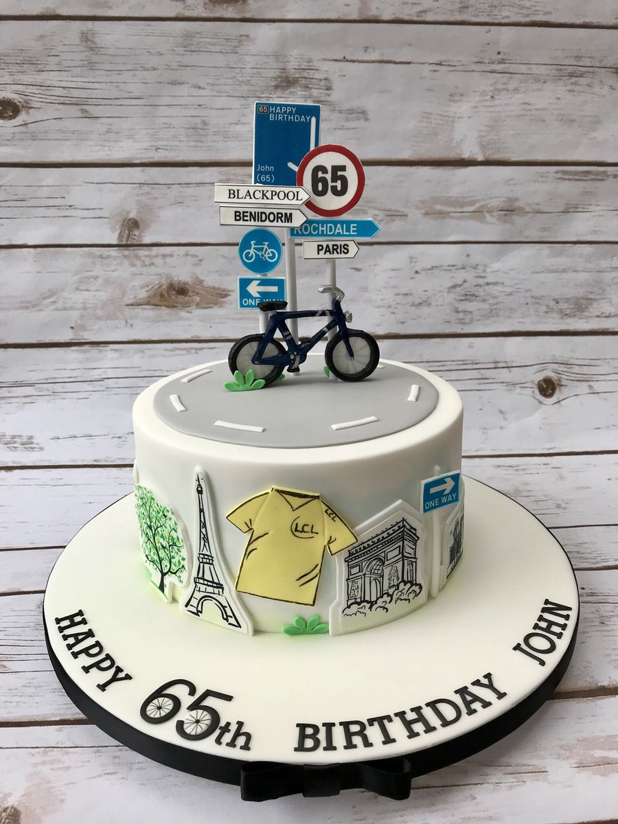 Denise Banks On Twitter A Cake For A Cyclist References To