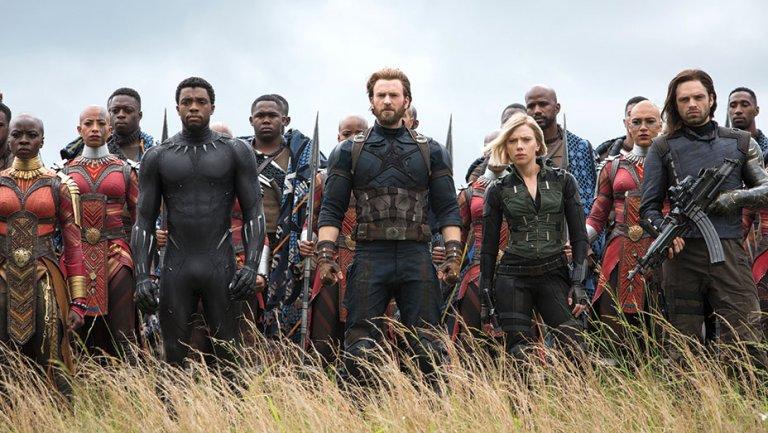 Box Office: #AvengersInfinityWar passes #TheForceAwakens to land record $250M U.S. opening https://t.co/4wGtt3BO04