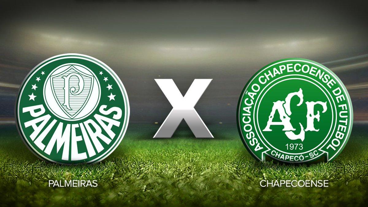 Palmeiras x Chapecoense: horário, local, escalações e transmissão