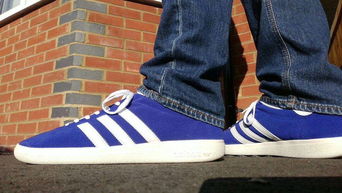 Adidas Spezial Jogger SPZL (BLUE/FTWWHT