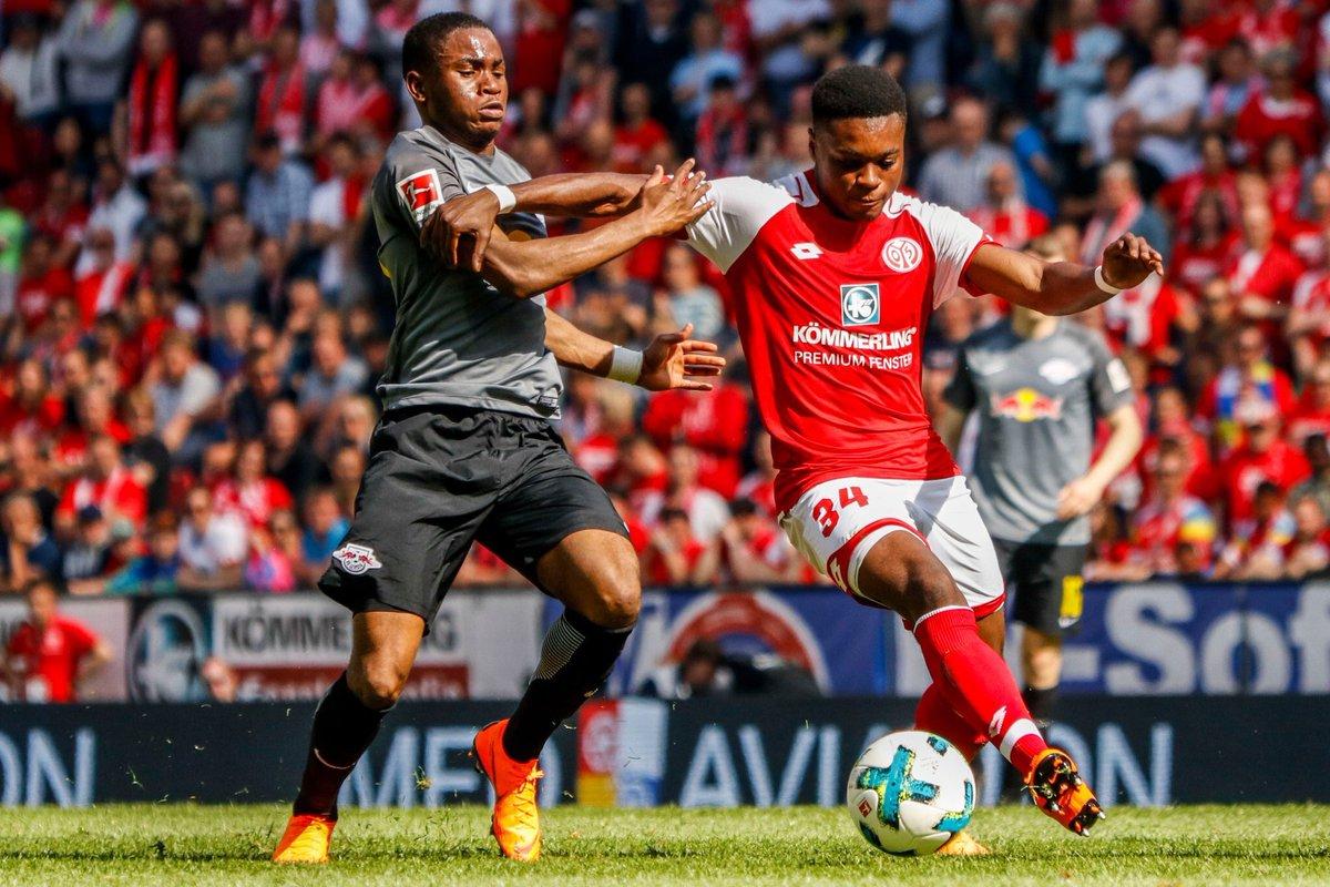 Video: Mainz 05 vs RB Leipzig