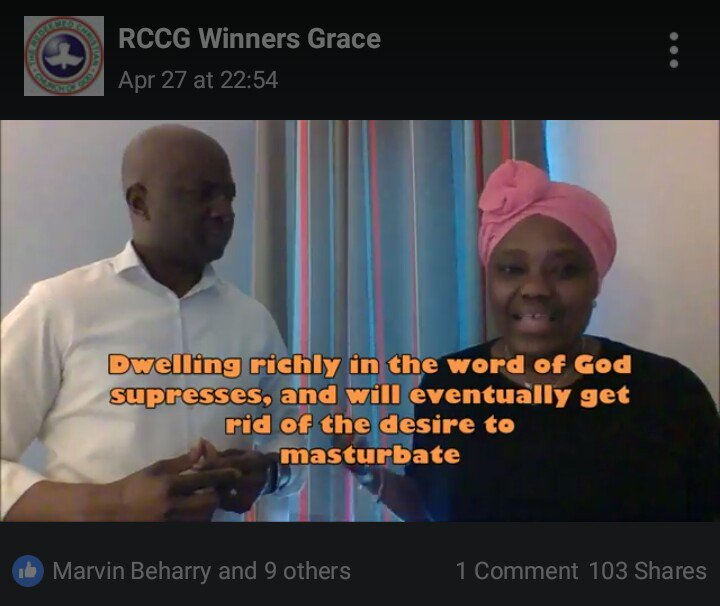 Accept. The What the bible say about masturbation phrase