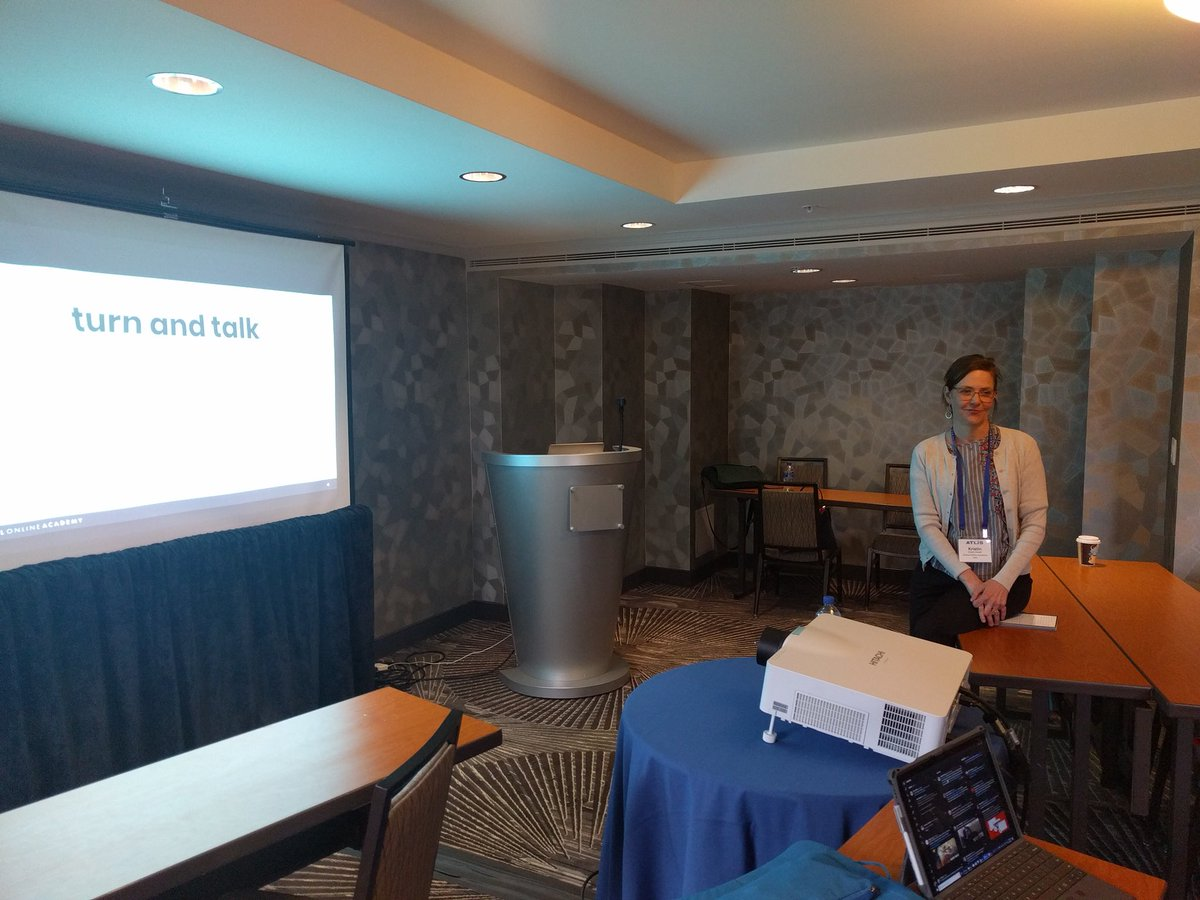 Awesome job, @kristinbdaniel and @LRAmes, presenting about GOA's approach to tech adoption at #ATLiSac! #edtech #isedchat<br>http://pic.twitter.com/kv30yWSjUq