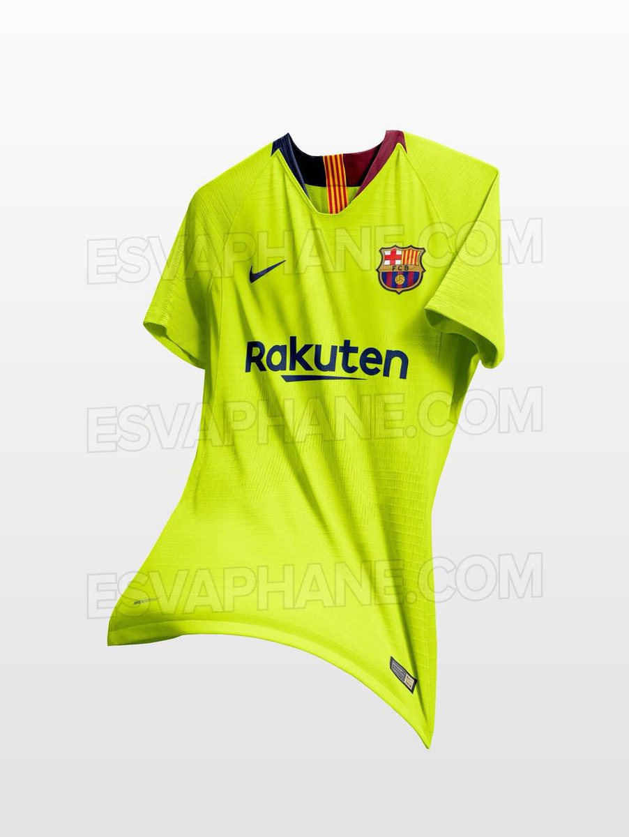 sports shoes ea7ca 4dabf barcelona alternate jersey