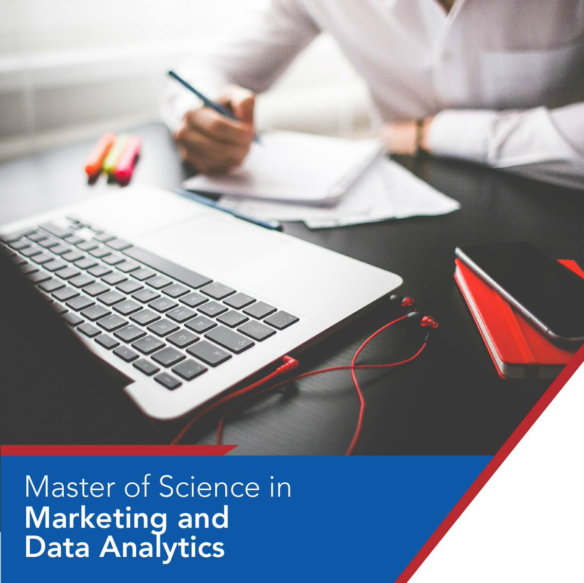 Delve into the dynamic world of #Marketing!   Get an #MSc in Marketing &amp; Data Analytics from #MSBM and enhance your skills in predictive analytics and quantitative metrics in the field of marketing. Learn more:  http:// bit.ly/discoverMSBM  &nbsp;   #ForwardThinking #UWIMona #ApplyNow<br>http://pic.twitter.com/26Tis0z4zn