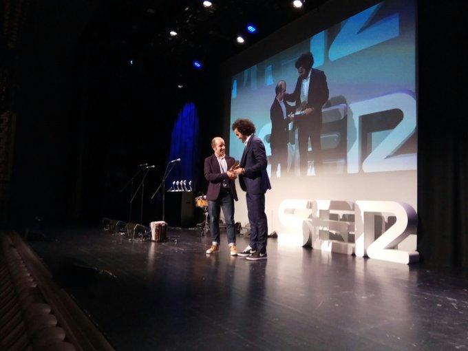 #premiosradiobilbaoexcelencia Foto