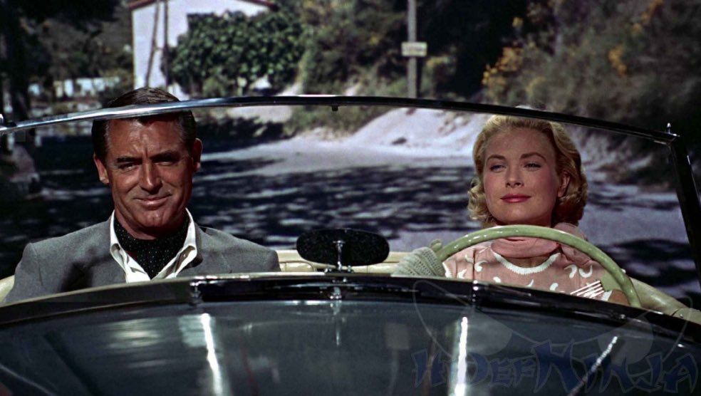 Image result for grace kelly to catch a thief 1955
