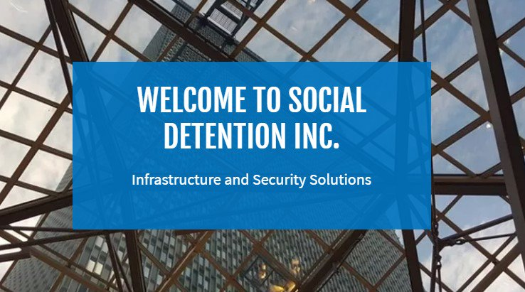 At @socdetention, they thrives when it pleases its #customers, its #employees, its #partners and its #investors . Let's get connected to discuss your #ideas . https:// sodetention.com  &nbsp;   $SODE #stock #infrastructure #security #Alamo #california <br>http://pic.twitter.com/d9iKdUccf1
