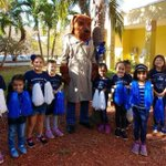 Image for the Tweet beginning: Our McGruff at Gloria Floyd
