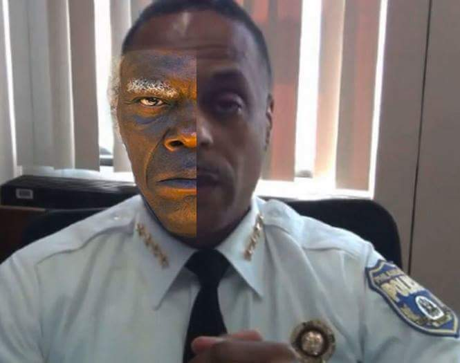Police Commissioner Photo