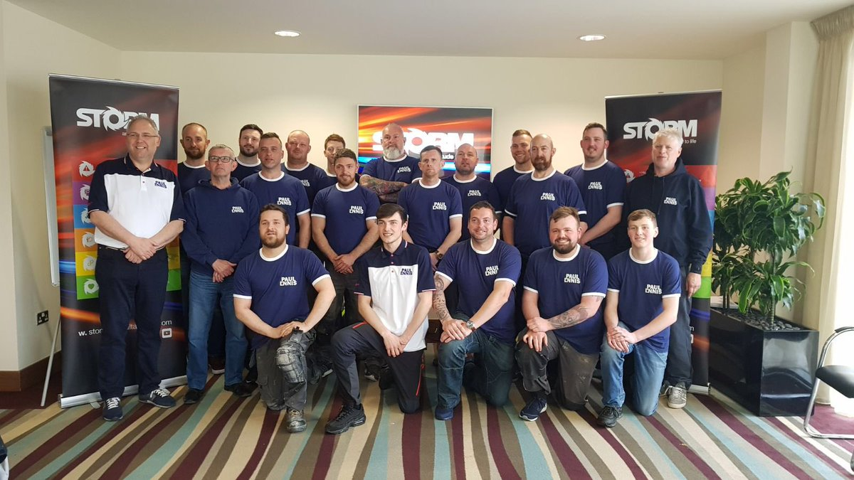 test Twitter Media - The Paul Ennis small works teams have attended a Health & Safety refresher course today presented by Johnny Cunningham MBE of Storm consultancy. All passed with flying colours- well done team! https://t.co/9IBYNYD7zf