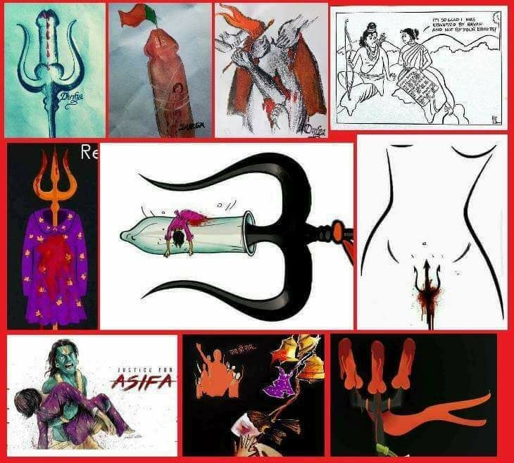 Image result for trishul with condom