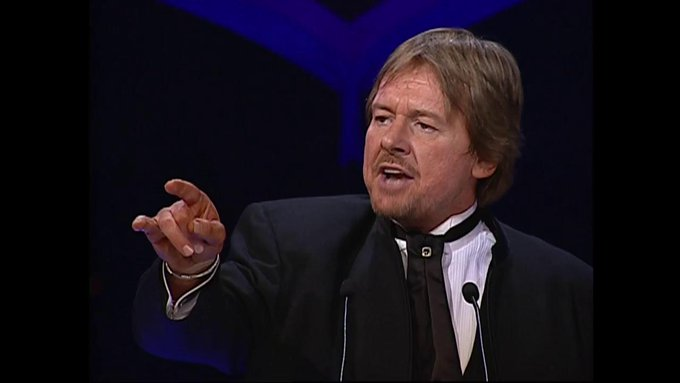 """Happy Birthday to the late, great Hall of Famer... \""""Rowdy\"""" Roddy Piper!"""